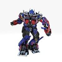 Optimus Prime (RIGGED & ANIMATED)