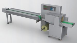 pillow mask packing machine model