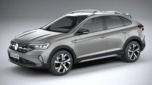 volkswagen nivus 2021 3D model