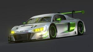 3D evo 2019 racecar