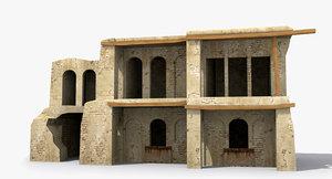 3D model ready arab