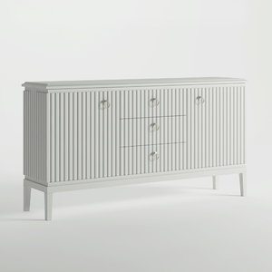 pixel chest drawers rooma 3D model