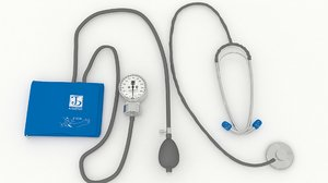 3D sphygmomanometer blood pressure