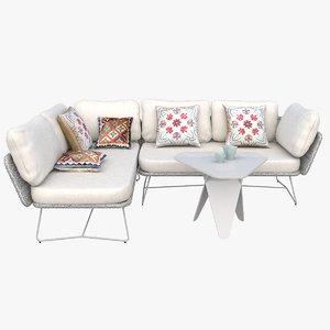 patio furniture model