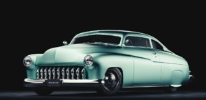 3D mercury lead sled 1950 model