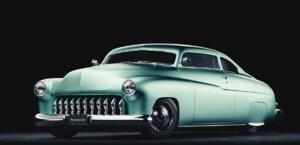 3D mercury lead sled 1950 model