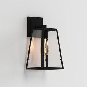 wall lamp loft house 3D model
