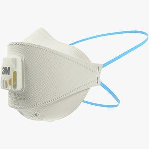 3m aura mask 3D