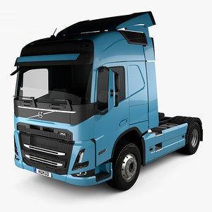 fm 2020 truck 3D model