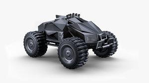 vehicle car model