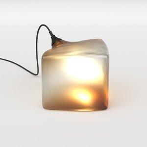 cubo lamp 3D model