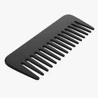 Hair comb plastic type 1
