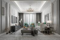 Living Room Interior model
