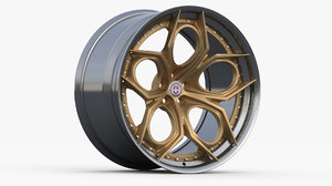 hre wheel series s11sc 3D model