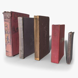 3D photogrammetry scan old books