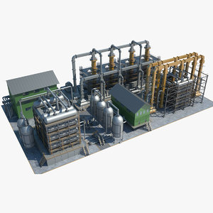industrial area 12 3D