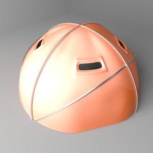 3D model geodesic tent