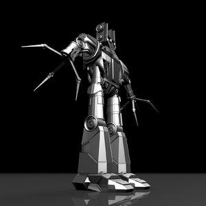 robot model