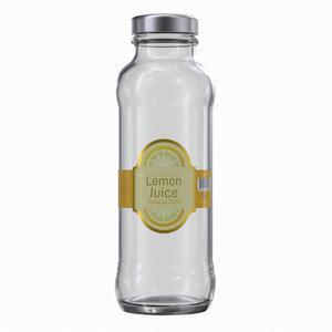 bottle juice model