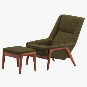 folke ohlsson dux lounge furniture model