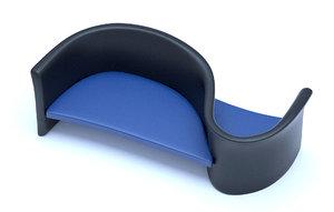 armchair chair s model