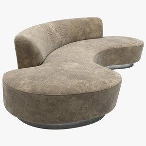 sofa 62 3D model