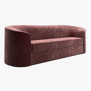 3D sofa 63