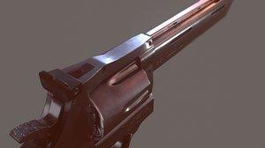 3D weapon pbr