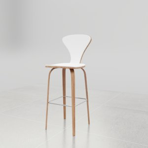 3D bar stool suka
