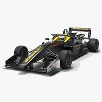 Dallara EF 320 Euroformula Open Season 2020 Carbon