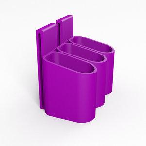 3D mag holder tippmann tru-feed