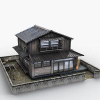 Japanese Style House 0027