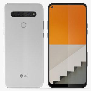 lg q61 6 3D model