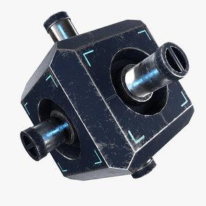 energy box 3D
