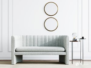 3D viaduct seater sofa