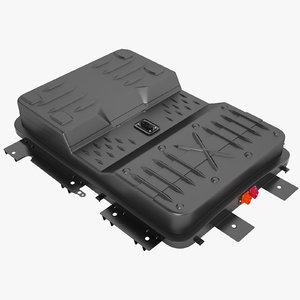 nissan leaf battery model