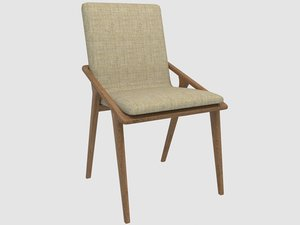 3D flight chair cult furniture