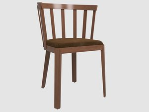 tina armchair miniforms 3D model