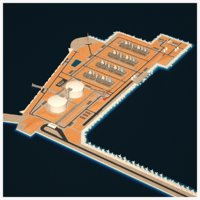 LNG Terminal Island