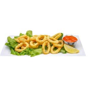 calamari 3D model