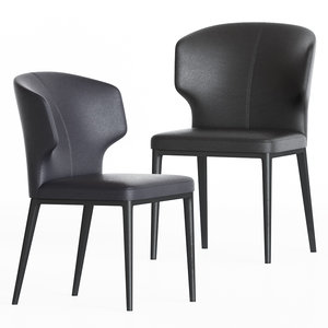 franco dining chair coco 3D model