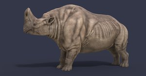 extinct animals version 10 3D