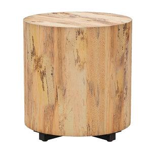 table dillon spalted primavera 3D model