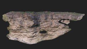 scan sedimentary rocks model