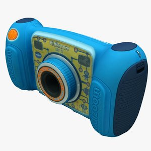 3D toy camera