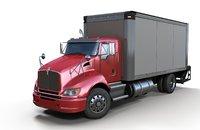 Kenworth t370 box truck