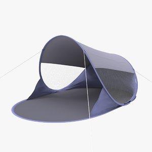 3D beach tent v2
