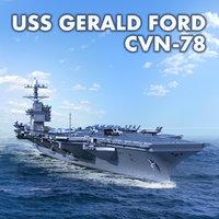 CVN-78 USS Gerald Ford