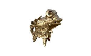 ancient figur 3D