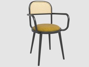 luc chair mambo unlimited 3D model